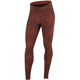 PEARL iZUMi Sugar Pantaloni da ciclismo termici Donna, rosso
